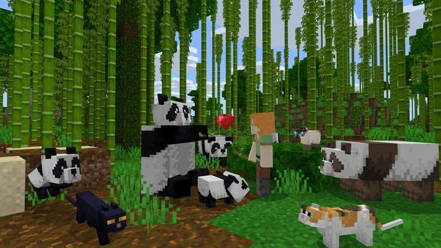 Versión de prueba de Minecraft captura de pantalla 4