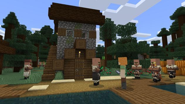Uji Coba Minecraft screenshot 6