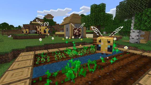 Пробная версия Minecraft постер