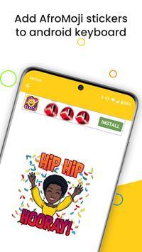 AfroMoji screenshot 3
