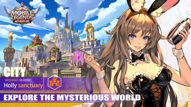 Mobile Legends: Adventure تصوير الشاشة 3