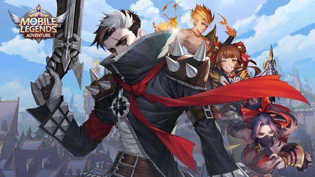 Poster Mobile Legends: Adventure
