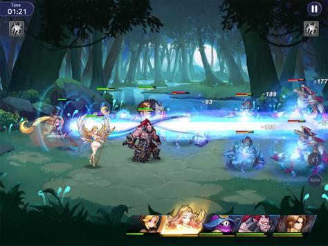11 Schermata Mobile Legends: Adventure