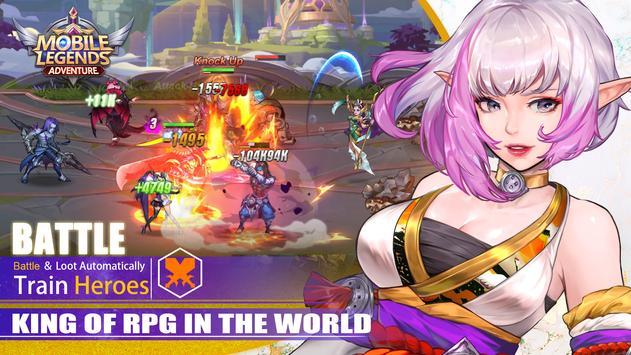 Mobile Legends: Adventure تصوير الشاشة 4