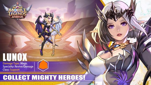 4 Schermata Mobile Legends: Adventure