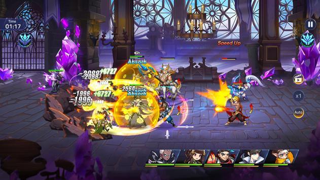 5 Schermata Mobile Legends: Adventure