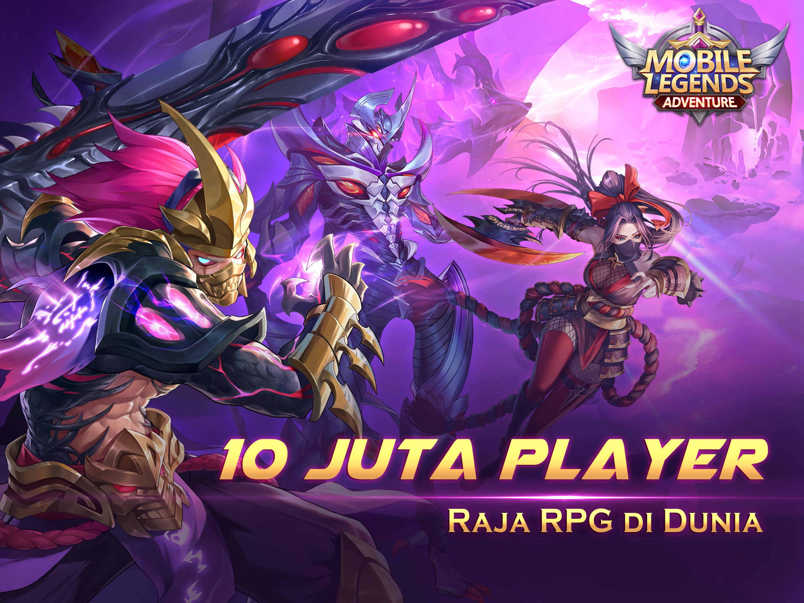 Mobile Legends Adventure For Android Apk Download