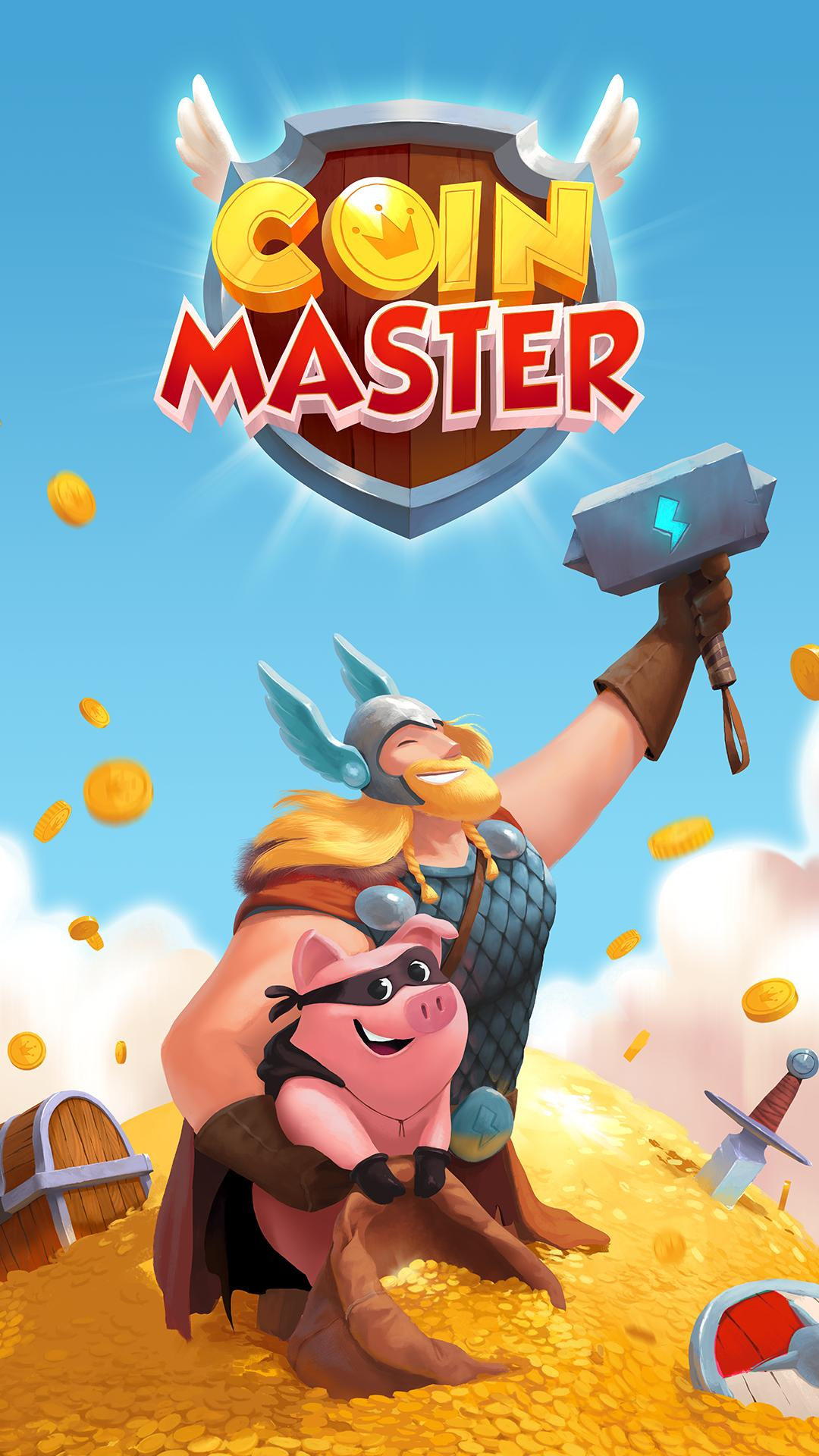 Link to get free spins on coin master