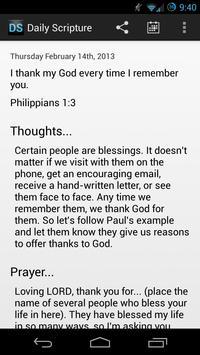 Daily Scripture скриншот 2