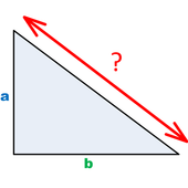 Diagonale Zeichen
