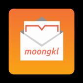 뭉클레터 - 내 손글씨 로 전하는 진솔한 손편지, 우표없이 SNS채널로 빠르게 마음을 전달 icon