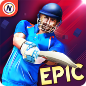 Epic Cricket أيقونة