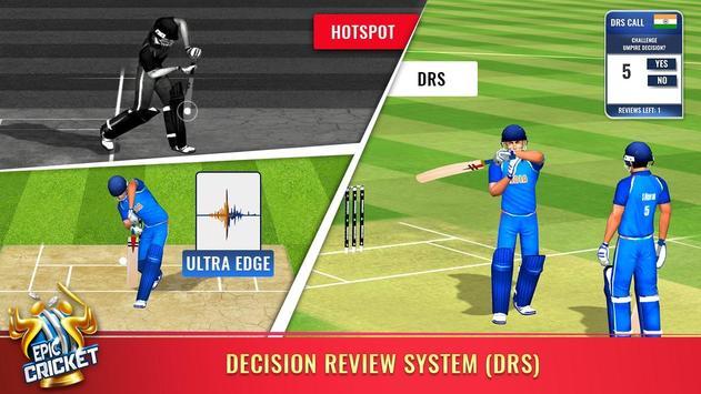 Epic Cricket スクリーンショット 10