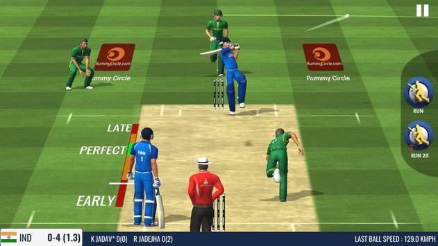 Epic Cricket स्क्रीनशॉट 20