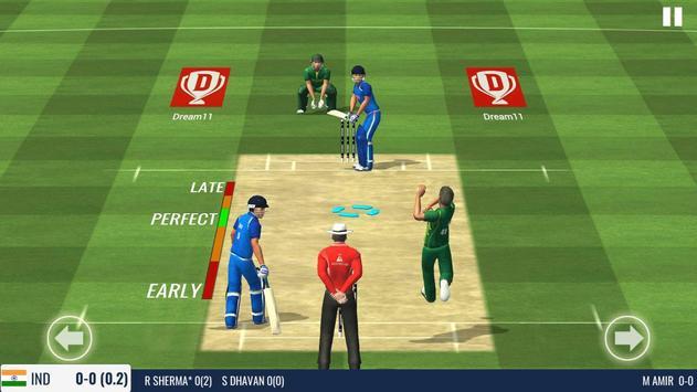 Epic Cricket स्क्रीनशॉट 5