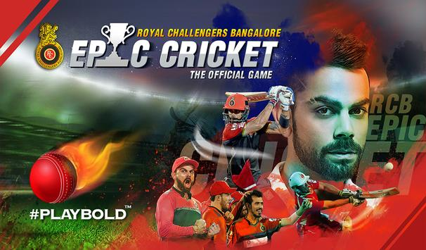 RCB Epic Cricket स्क्रीनशॉट 5