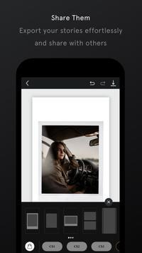 Unfold — Create Stories screenshot 1