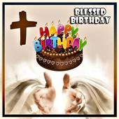 Happy Birthday Religious Greeting eCards icon