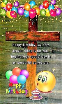 Happy Birthday Religious Greeting eCards screenshot 2