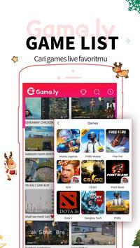 Game.ly स्क्रीनशॉट 3