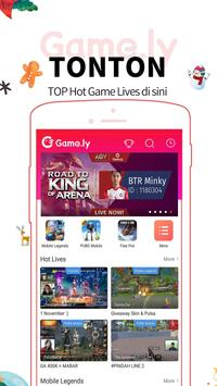 Game.ly स्क्रीनशॉट 2