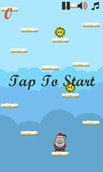 Jumping Santa screenshot 1