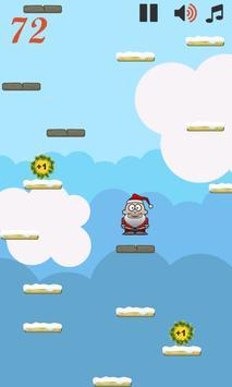 Jumping Santa screenshot 2