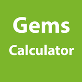 Gems Calculator icon