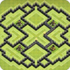 Maps of Clash of Clans 2021 ícone