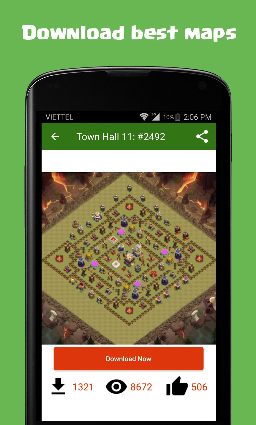 Maps of Clash of Clans 2019 for Android - APK Download