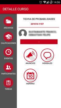 miUANDES screenshot 2