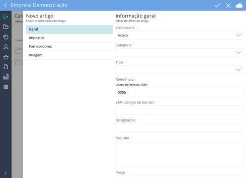 Moloni screenshot 19