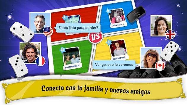 Domino Loco : Juegos de Fichas Online y en Familia captura de pantalla 9