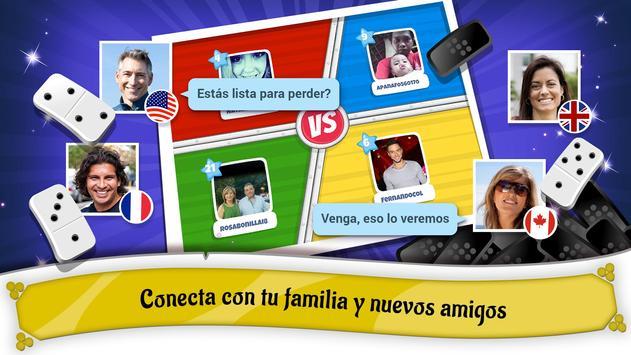 Domino Loco : Juegos de Fichas Online y en Familia captura de pantalla 1