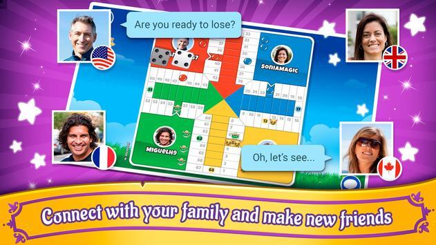 Loco Parchís - Magic Ludo & Mega dice! USA Vip Bet screenshot 6
