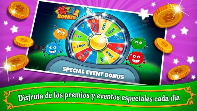 Loco Parchís - Mega chat LIVE! Ludo dados & Slots captura de pantalla 7