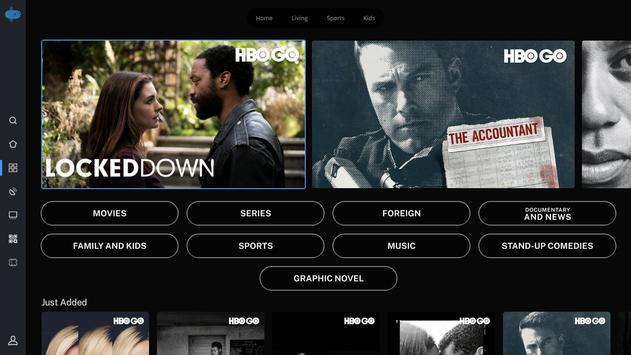 Mola TV for Polytron Device screenshot 1