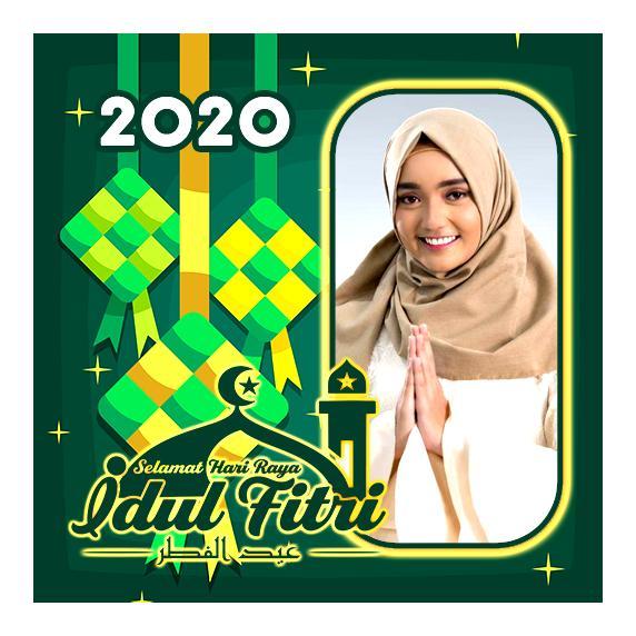 Download Gambar Ucapan Idul Fitri 2020 Png - kartu ucapan ...