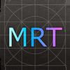 ikon Rute Peta MRT Singapura (Subway, Metro Transport)