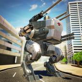 Mech Wars: Multiplayer Robots Battle v1.415 (Modded)