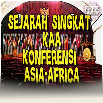 Sejarah Singkat KAA Solidaritas Negara Asia Afrika poster