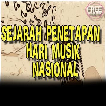 Sejarah Penetapan Hari Musik Nasional poster