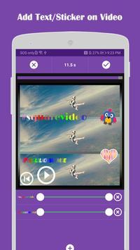 Video Editor: Square Video & Photo Slideshow Screenshot 4