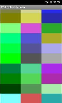 RGB Colour Scheme Vol.2 screenshot 4