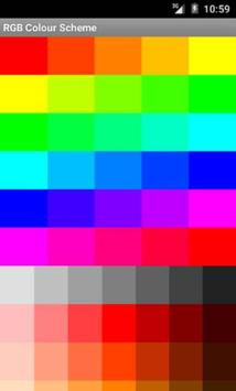 RGB Colour Scheme Vol.2 poster