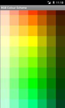 RGB Colour Scheme Vol.2 screenshot 1