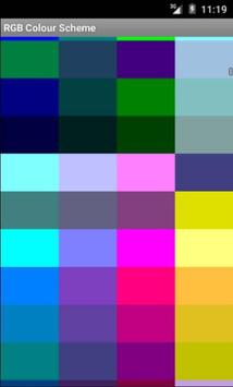 RGB Colour Scheme Vol.2 screenshot 2