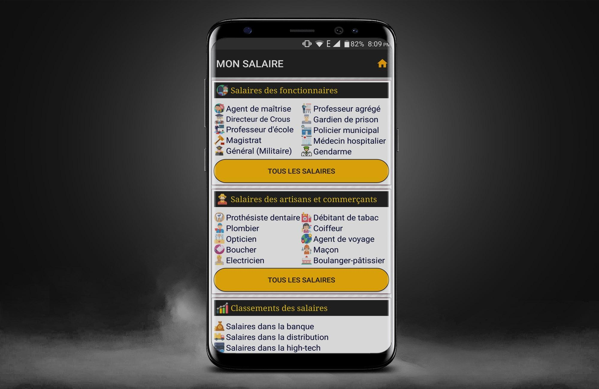 Mon Salaire For Android Apk Download