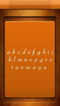 Calligraphy Fonts Free screenshot 3