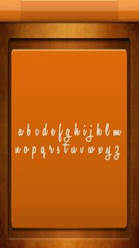 50 Fonts for Samsung Galaxy 12 screenshot 3